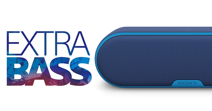 Sony 發表重低音藍牙喇叭 SRS-XB2、XB3,同場加映 CD 手提音響 ZS-RS60BT
