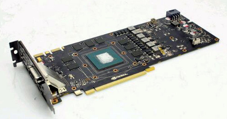 NVIDIA GeForce GTX 1080 解禁上市在即,電路板本尊樣貌外流