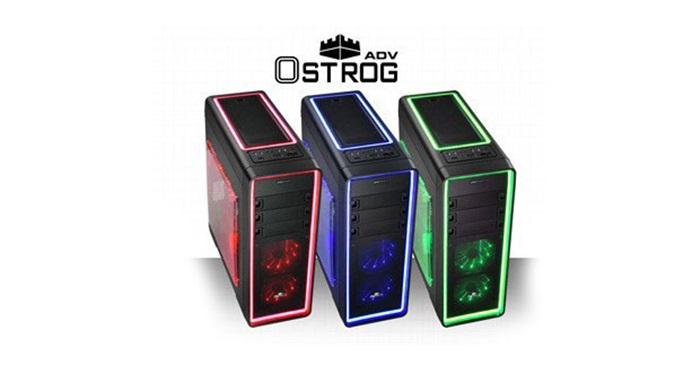 Enermax Ostrog Advance 機殼,LED 炫光上市