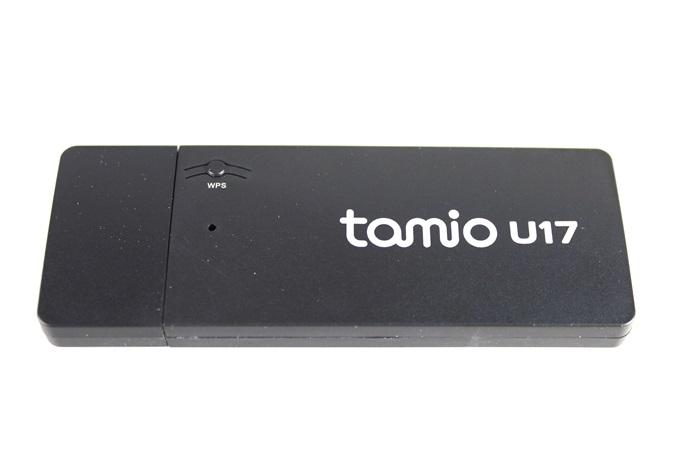 Tamio U17 USB 3.0 雙頻無線網路卡評測,AC1750 規格又添生力軍