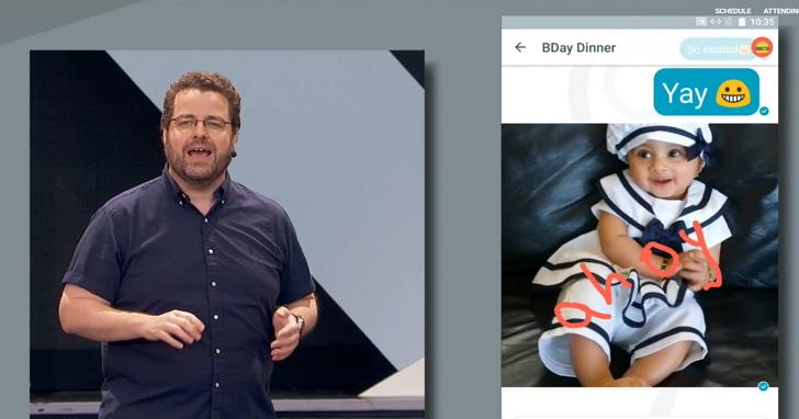 Google發表以機器學習為基礎的即時傳訊軟體「Allo」 、視訊對話軟體「Duo」