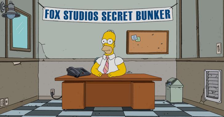 《The Simpsons辛普森家族》與Adobe推出史上第一部現場直播動畫