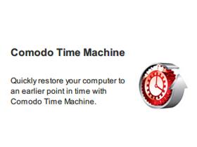 帶我回到當機前的美好:COMODO Time Machine(下)