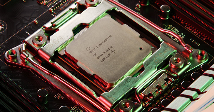 Broadwell-E 旗艦平台到來,Intel Core i7-6900K 上機體驗