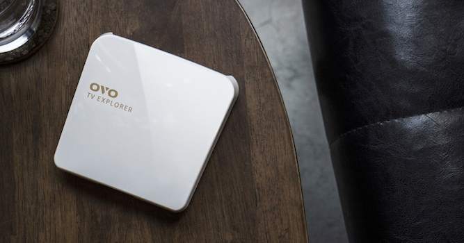 OVO電視盒與愛爾達合作,預購可免費看六個月20台合法授權國內電視頻道