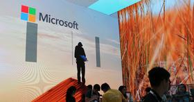 微軟在Computex展場的重點不是Windows 10也不是Surface,而是Azure帶來的「雲端至上」