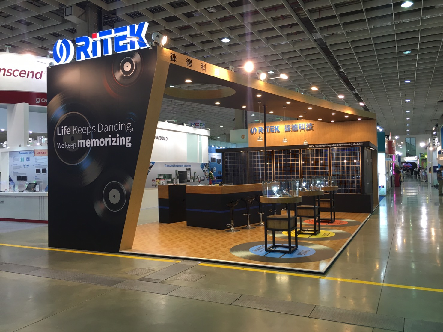 錸德2016台北國際電腦展,全新突破、再造絕佳新體驗 儲存產品全面進化、OLED穿戴式應用全面啟動