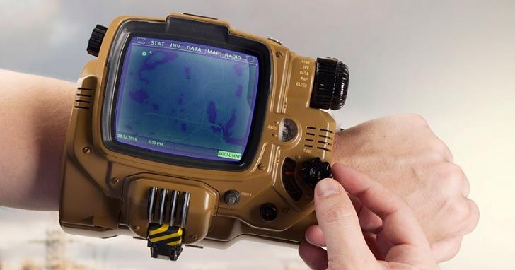 Fallout 迷們必收的真實版「嗶嗶小子」發表,全球限量 5,000 組!