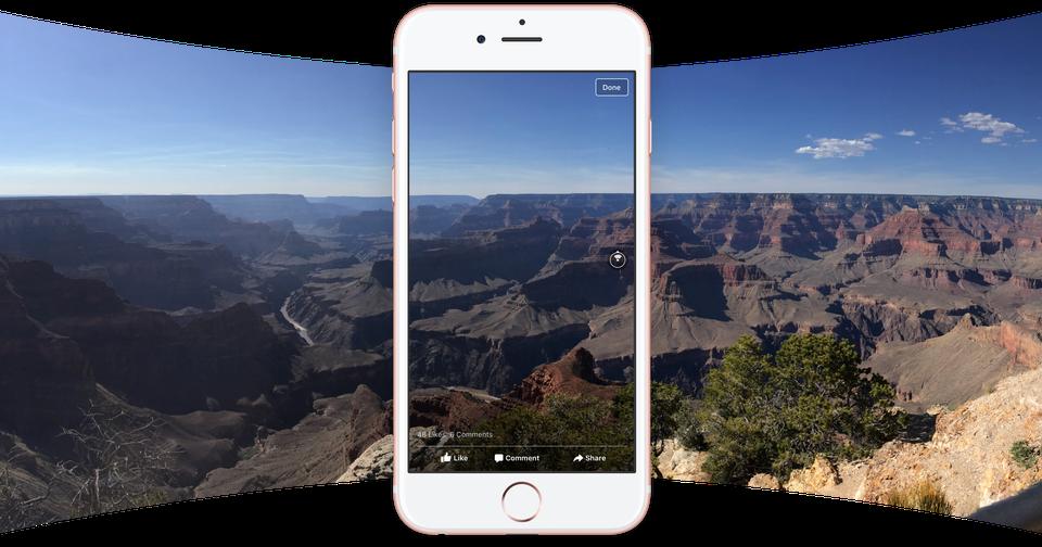 為什麼別人臉書能玩 360 動態影像而你不行?告訴你到底怎樣才能用環景照片