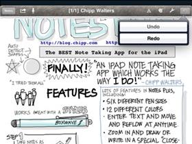 還是手寫最有fu,iPad 記事本 Note Plus