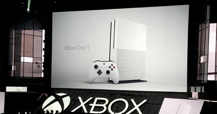 Xbox One站起來!微軟發佈迄今體積最小 Xbox,Xbox One S售價299美元