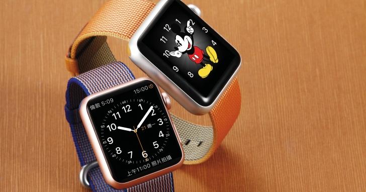 Apple Watch 尼龍織紋錶帶-變換手錶風格就從錶帶開始