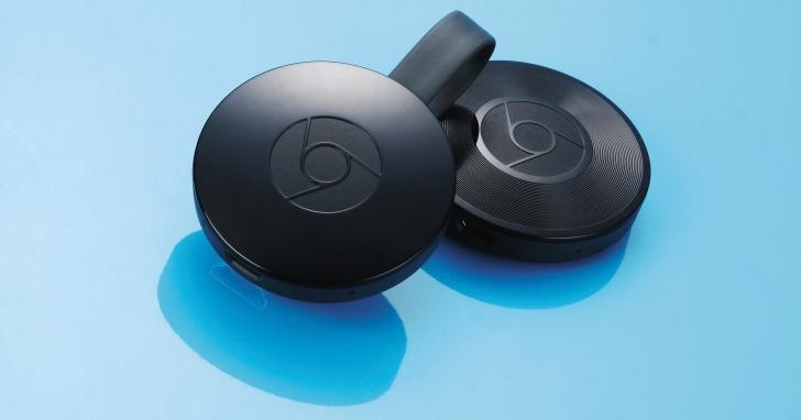 Chromecast / Chromecast Audio-最便利的無線影音串流裝置