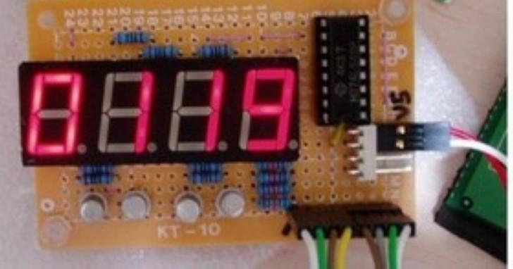 【如何設計網路計時器?】硬體組立篇