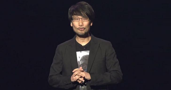 小島秀夫現身Sony E3展前發表會!新作《DEARTH STRANDING》公開