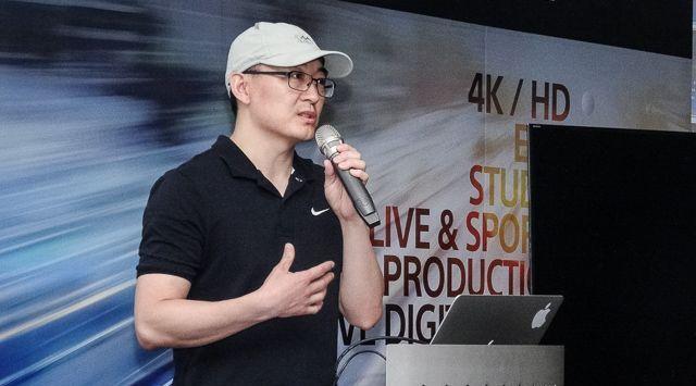 2016 Sony NAB 展後研討會 Day2:深度技術探討、儲存媒介再升級、「舌尖上的中國」導演現身說法