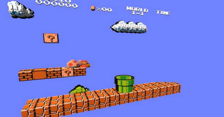 讓紅白機遊戲變3D,3DNes模擬器開放下載馬上玩!