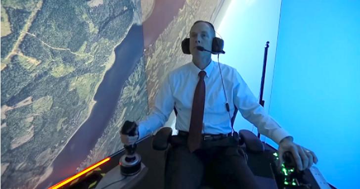 天網來了?美國退役空軍上校在對戰訓練中,輸給人工智慧戰機駕駛「Alpha」