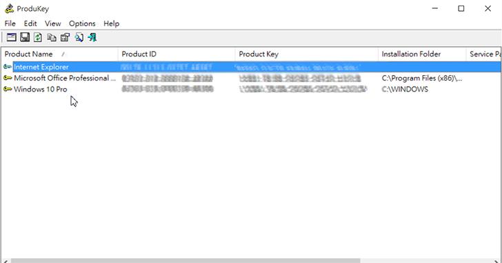 【Win 10 練功坊】挖出升級 Windows 10 後的新序號