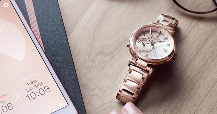 Casio 推出 Sheen Time Ring Series SHB-100 新系列女性錶款