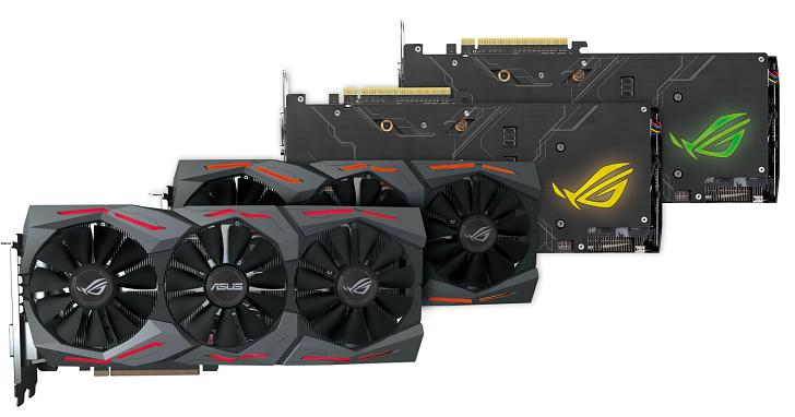 華碩推出新款電競顯示卡 ROG Strix GeForce GTX 1070