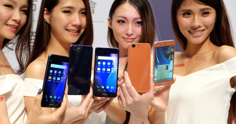 日系美型機 Sharp Aquos P1 即將上市,7/15 中華電信搶先開賣 | T客邦