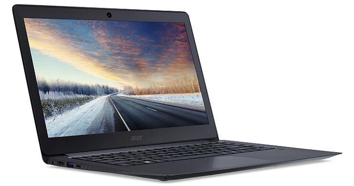 Acer TravelMate X349 商務筆電登場,軟硬體全面強化資安防護