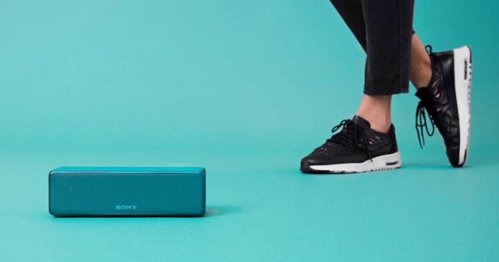 世界最小 Sony h.ear go 高解析無線藍牙喇叭 SRS-HG1 上市,售價 6,990 元