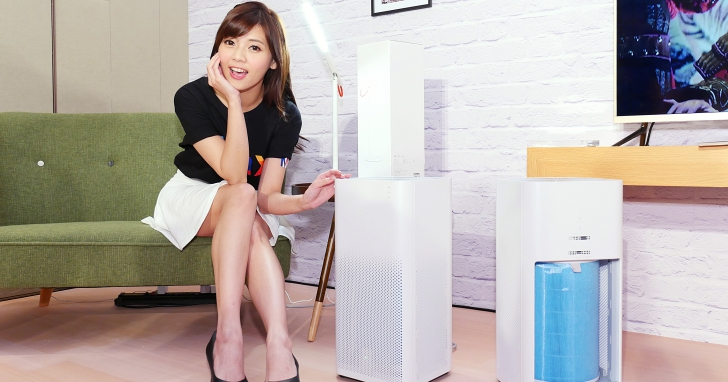 小米空氣淨化器 2 代月底開賣,售價不到台幣四千元!