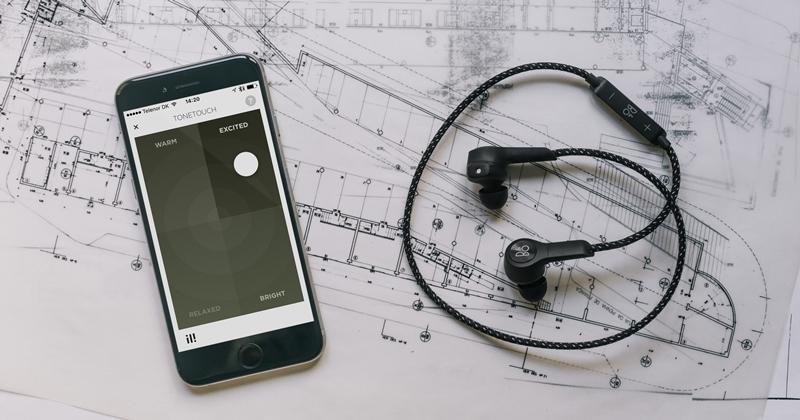B&O Play 推美型藍牙入耳式耳機 BeoPlay H5