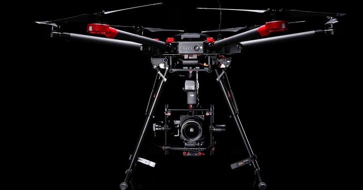 中片幅也能飛上天,DJI 與哈蘇合作發表中片幅空拍機系統