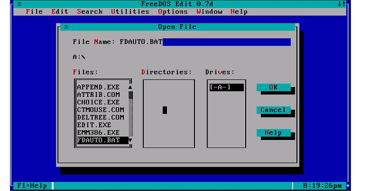 開發22年不離不棄,FreeDOS 將推出1.2版本更新