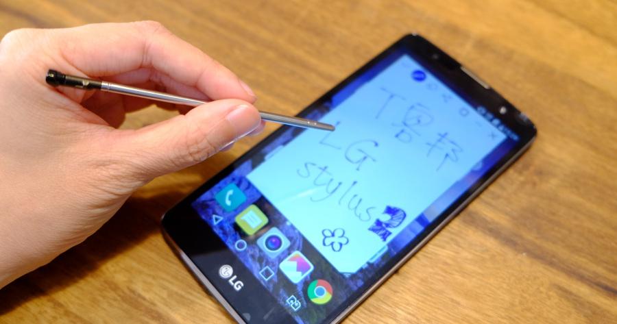 LG Stylus 2 Plus 評測,有筆的中階機唯一選