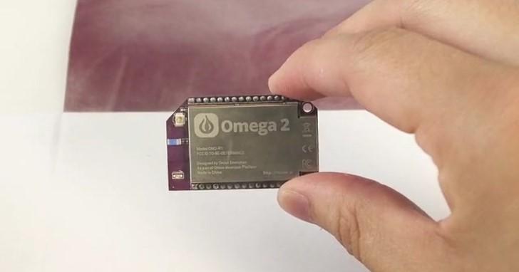 超迷你電腦第二代,Omega2只要美金5元還能跑Linux