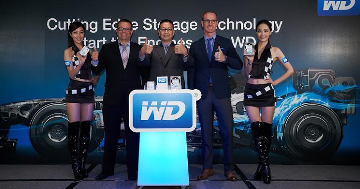 Western Digital 發布全球首個64層3D NAND記憶體技術
