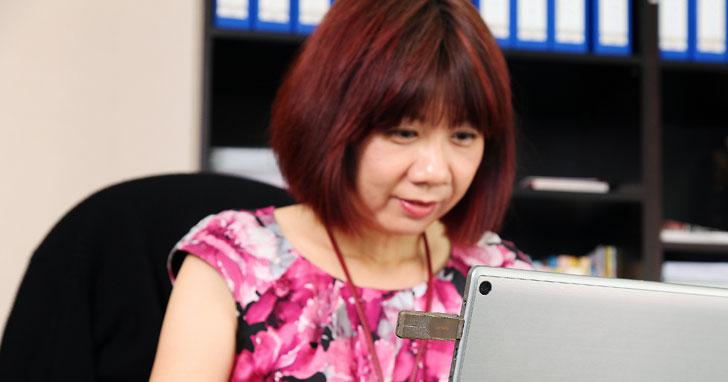 安全性與效率兼顧的儲存利器!Tom集團台灣營運中心總經理龔汝沁分享Apacer AH650指紋防護隨身碟體驗心得!