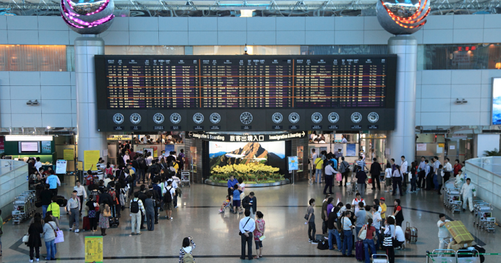 旅遊搜尋網站公佈 2016 年暑假最愛來台國家,前六名為中國、香港、日本、南韓、澳門、新加坡