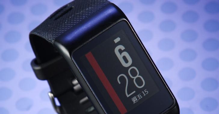 Garmin vívoactive HR- 功能與實用兼具的智慧運動手錶