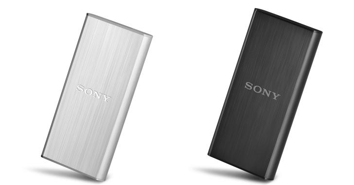 Sony 推出新款外接式固態硬碟 SL-B,共有 128G、256G 兩種版本