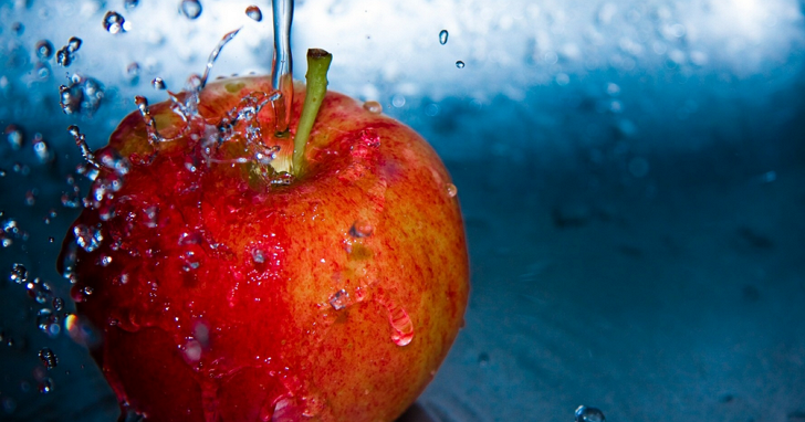 為了提供網路服務,蘋果一年共用掉多少水?