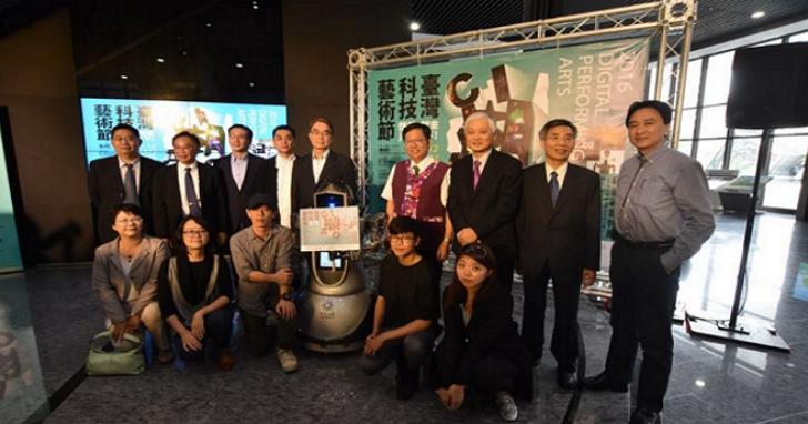 臺灣科技藝術節裝置特展落幕, 「臺灣科技藝術節」八月中登場