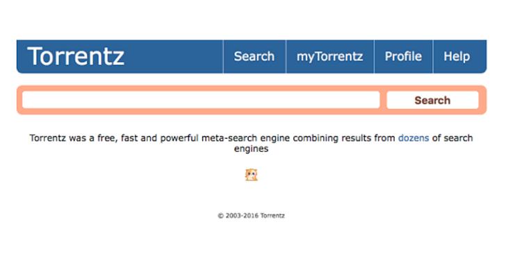 最大盜版Torrent搜尋引擎Toorentz.eu無預警關閉!