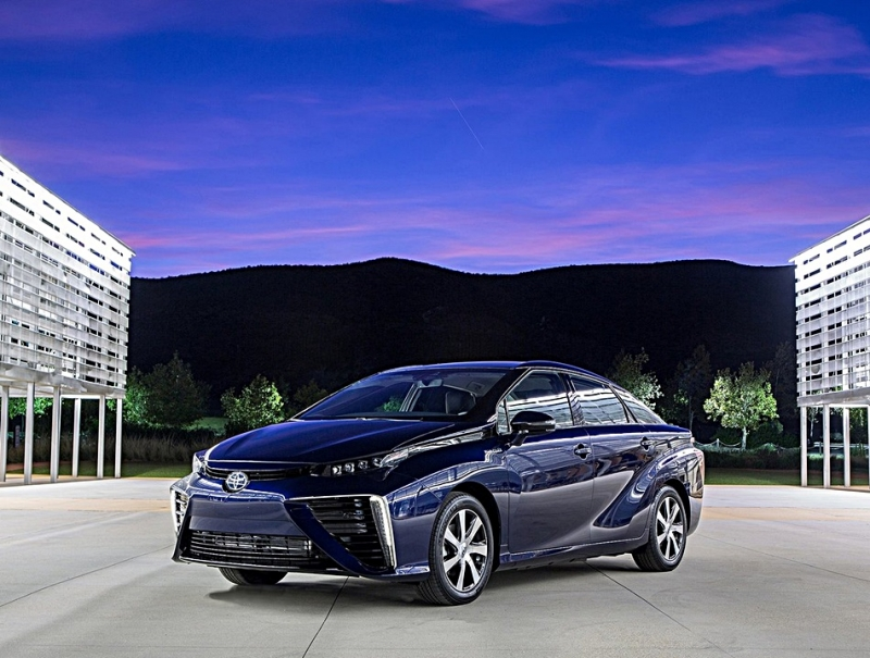 開「未來」暢遊千年古都,日本租車業者提供Toyota Mirai京都限定!