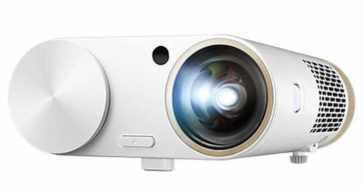BenQ 推出 LED 智慧投影機 i500,內建Android系統、售價24,900元