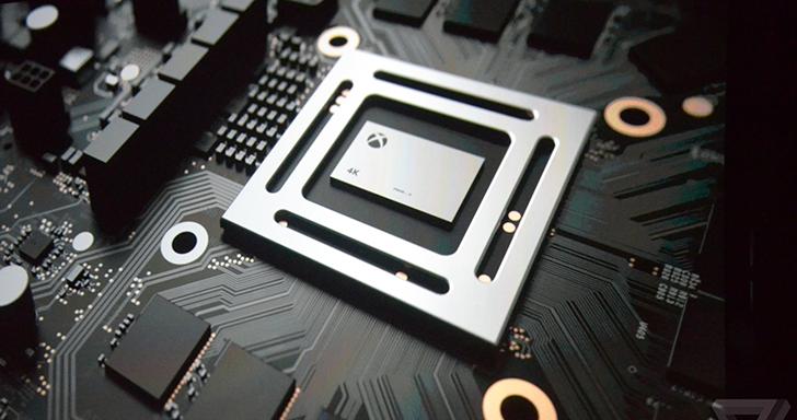 深入檢視 Xbox Project Scorpio 的規格與相關情報
