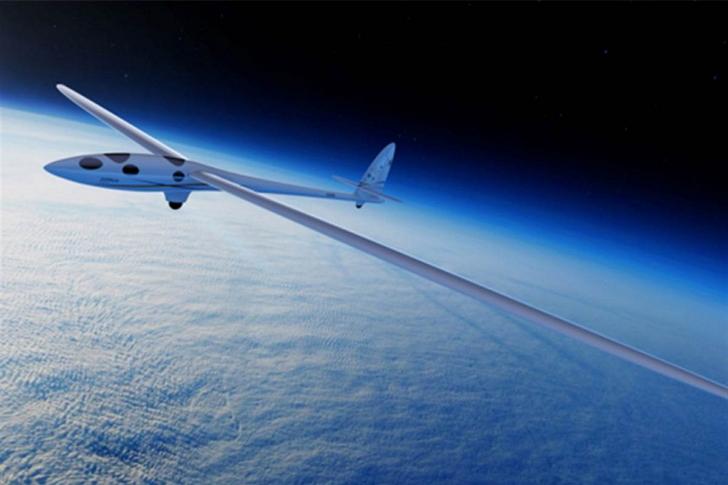 世界飛行高度最高的平流層滑翔機 改寫氣象觀測史