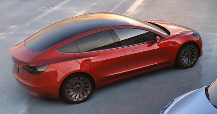 Tesla 續航力再提升,P100D 行駛里程上看 600 公里
