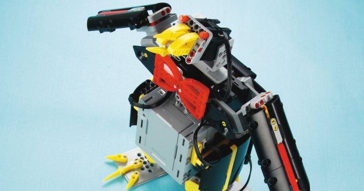 UBTECH Jimu Robot- 可編輯動作的科技積木