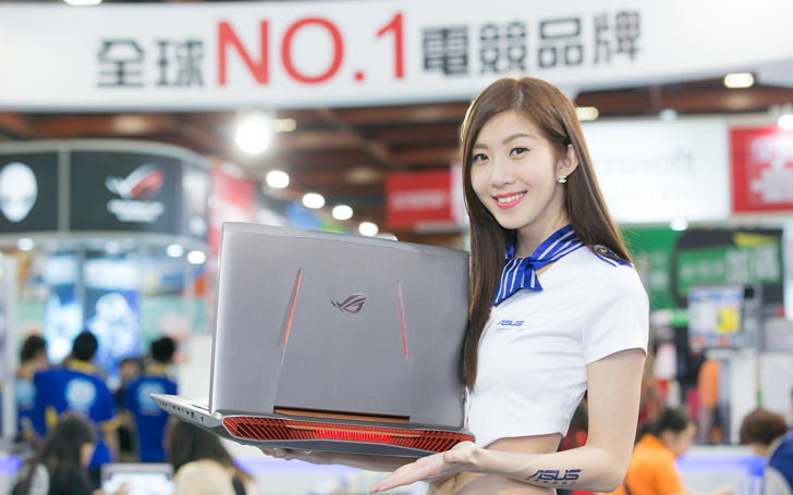 華碩Q2市占破5成,趁勢搶先開賣ROG電競筆電GTX1070/1060系列
