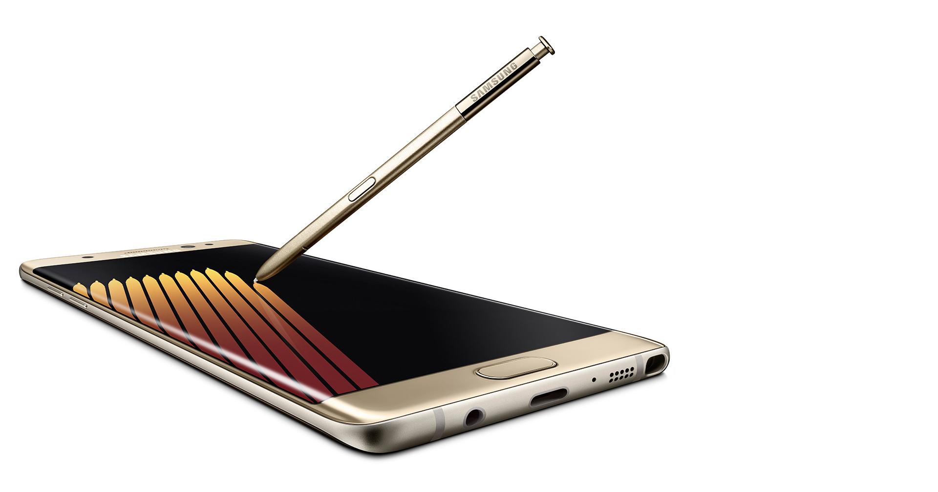 遠傳宣佈 8/17 預購領貨 Samsung Note7,申辦再抽65吋電視